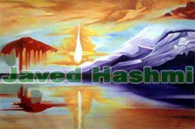 LaNdScApE PaInTiNgS SALE India - MiNiAtUrE Canvas ArtWork - OnLiNe SeRvIcEs