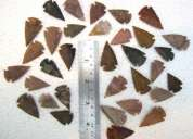 Wholesale arrowheads : agate arrowhead : jasper arrowhead : cheap arrowheads