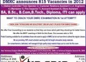 Study material for delhi metro (dmrc)