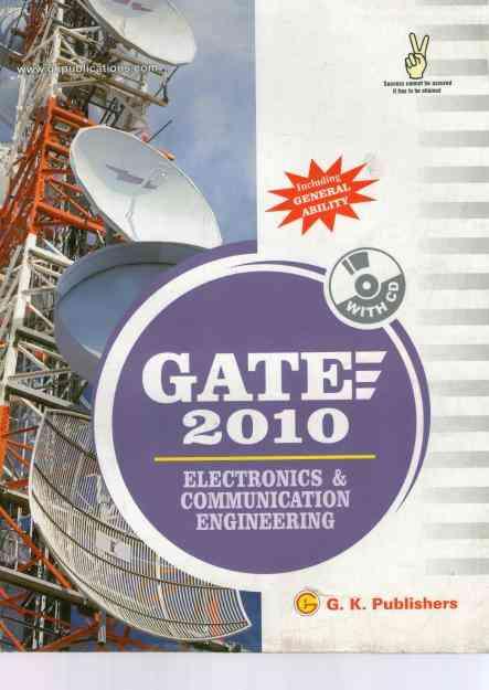 GATE E.C.E BOOK- G.K. PUBLISHERS