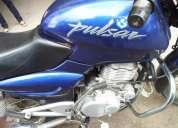 Bajaj pulsar 150 cc with self start, good condition  for sale,