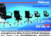 Gilma office chairs