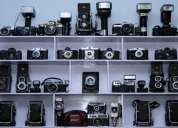 Buying and selling used cameras