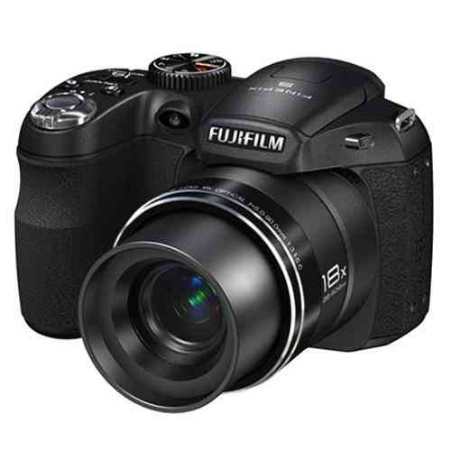 FUJI FINEPIX S2950 Mini SLR 14MP 18X optical zoom