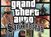 San andress game cd