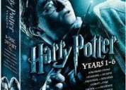 Harry potter 6 movie 12 dvd box set