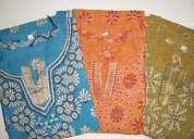 ladies kurtis, dress materials & sarees