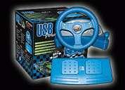 Usb racer wheel