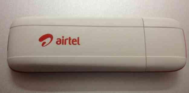 Airtel Unlocked Internet 3G USB