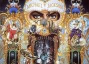 Michael jackson dangerous vcd