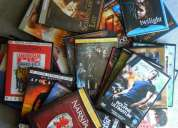 A collection of dvd titles for sale