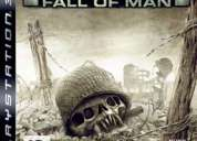 Ps3 game ' resistance: fall of man'
