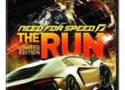 Nfs the run game dvd