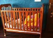 Baby cot by mom & me