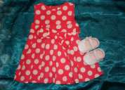 Second hand (used) baby girl clothes for 0-3 months set of 66 pieces