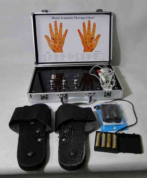 Low Frequency Hand Diagnosis / Therapy Device