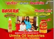 Basera mustard oil