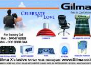 Gilma hyderabad chimneys