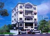 Fully furnished 2bhk flat very close to belgachhiya metro station-9831338583