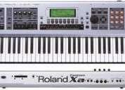 Roland fantom xa box pack condition - 09920519619.