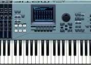 Yamaha motif xs
