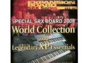 Roland srx-96 world collection - 09920519619.