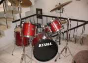 Tama rockstar - 5 piece drum set