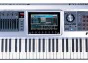 Roland fantom g-6 brand new workstation keyboard