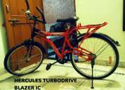 I want to sell my hercules turbo drive.......