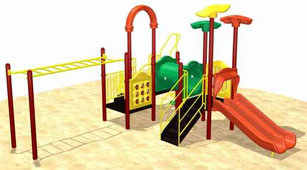 Suppliers of all types of children's play equipment