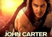 Movie -  john carter 3d