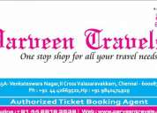 Parveen travels