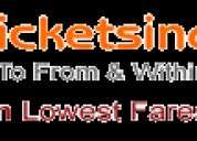 Cheapairticketsindia.com offers flight bookings at cheap airfares!