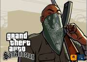 Gta sanandreas (pc game)