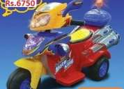 Battery operated baby ride-on's