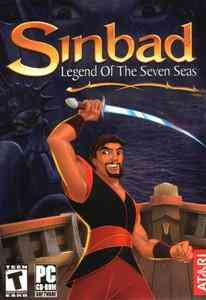 Sinbad: Legend of The Seven Seas (PC Game) Fantasy, action game