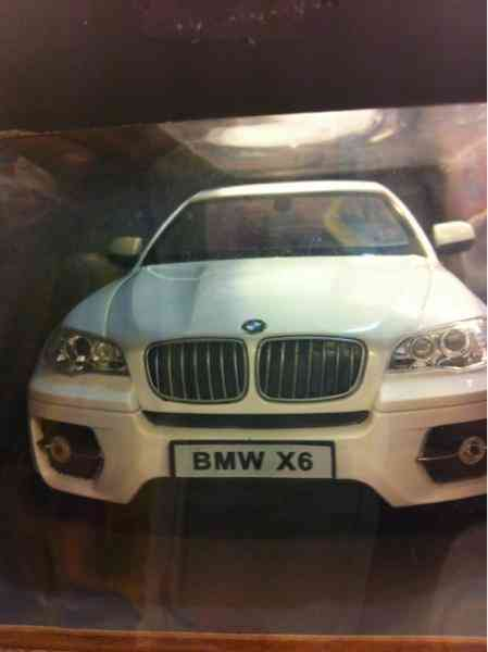 BMW X6 remote car for kids