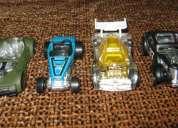 4 hotwheels car