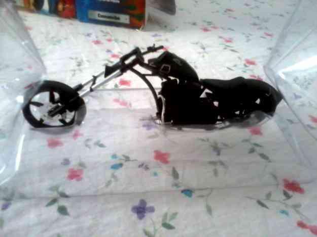 American Chopper: Comanche Bike - 1:18 Scale Die-Cast