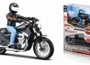 Harley-davidson, remote control super bike, remote control toys,rc bikes, maisto