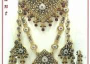 Bridal jewellry at huge discounted price