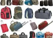Branded bags with 1 year warranty(free service) from rs.100 - bangalore