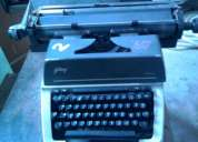Typing machine in working condition