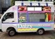 Food vans, food trailers, caravan, mobile ice cream parlours