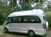 Fully designed tempo traveler for rent