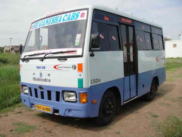Mahindra Tourister - 16 Seater Brand New 6 Months Old for Sale