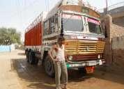 12 wheeler truck