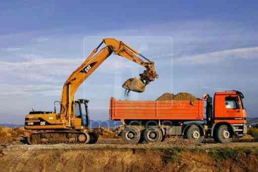 Need Poclain & hyva for highway construction work