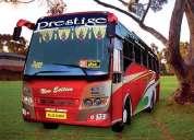 Prestige tourist bus service