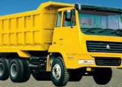 Required ten tyre tipper hyva